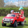 Elbil Ford Ranger Premium 12V - Orange