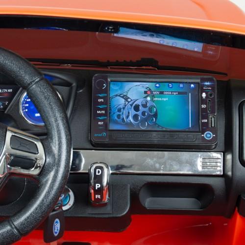 Elbil Ford Ranger Super Cab 4x4 Media Edition - Svart