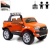 Elbil Ford Ranger Super Cab 4x4 Media Edition - Orange