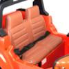 Elbil Ford Ranger Super Cab 4x4 Media Edition - Orange