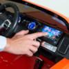 Elbil Ford Ranger Super Cab 4x4 Media Edition - Röd