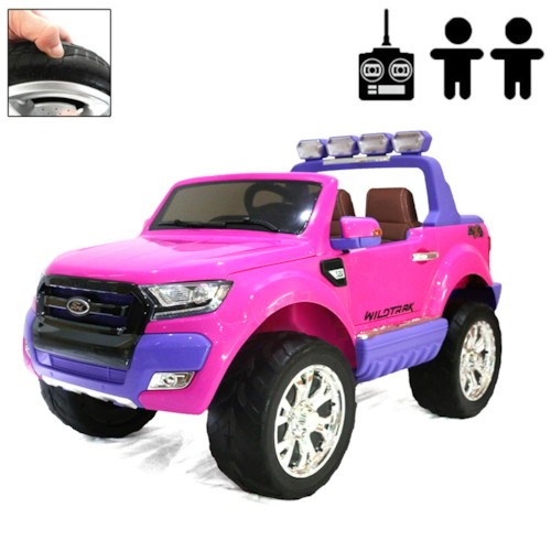 Elbil Ford Ranger Super Cab 4x4 Media Edition - Rosa