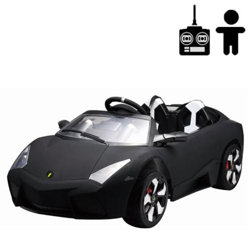 Elbil Rocket Sport 12V - Mattsvart