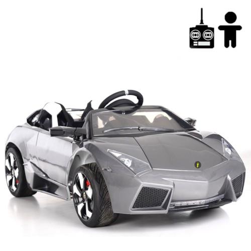 Elbil Rocket Sport 12V - Gun metal grey