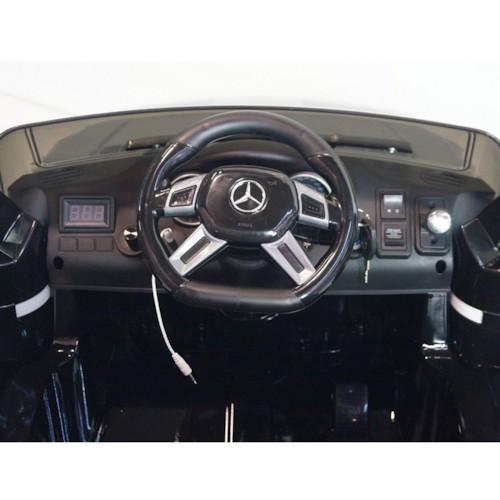 Elbil Mercedes ML63 - Svart