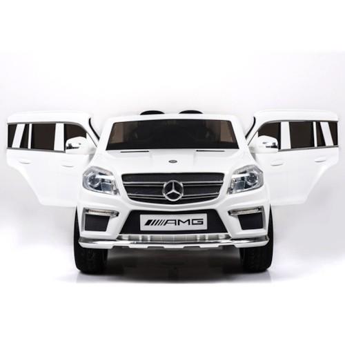Elbil Mercedes GL63 12V - Polarvit