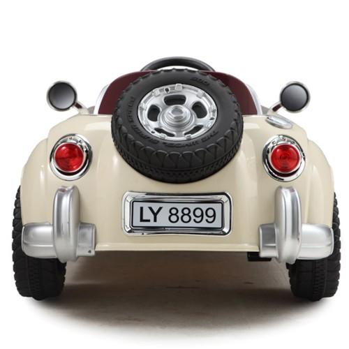 Elbil MB Classic - Beige