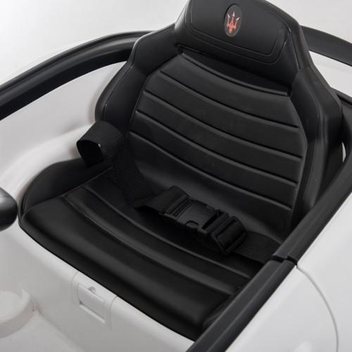 Elbil Maserati GranTurismo 12V - Röd