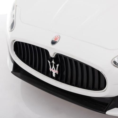 Elbil Maserati GranTurismo 12V - Vit