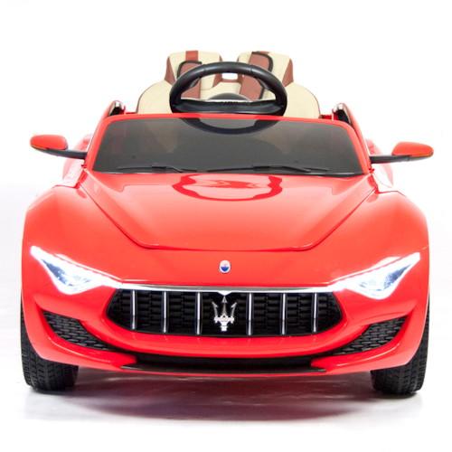 Elbil Maserati Alfieri Concept 12V - Vit