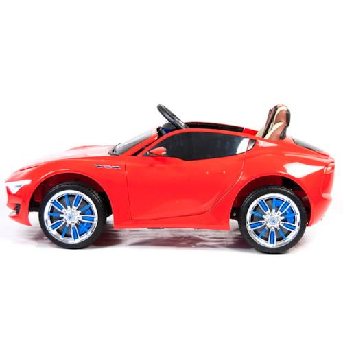 Elbil Maserati Alfieri Concept 12V - Röd