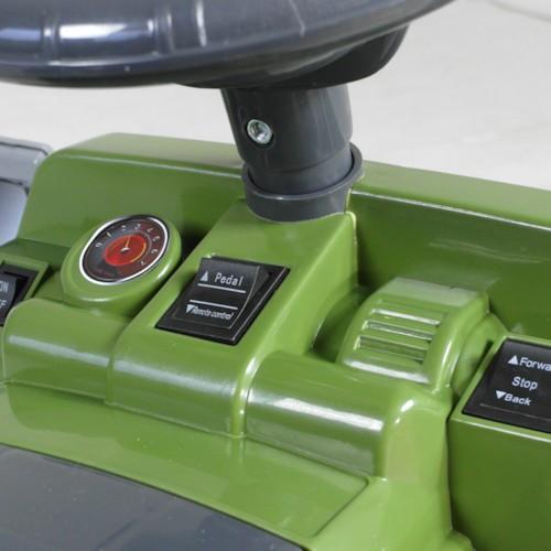 Elbil HOTROD 6V - GRÖN