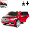Elbil Volvo XC90 Inscription 12V - Solid Passion Red