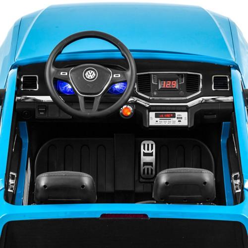 Elbil VW Amarok 12V - Blue