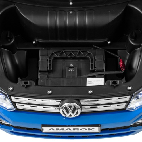 Elbil VW Amarok 4Motion 12V 20Ah - Blå
