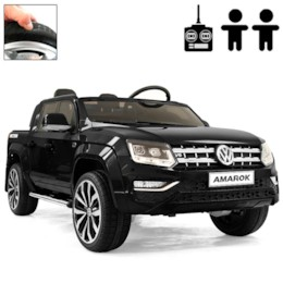 Elbil VW Amarok 4Motion Media Edition - Svart