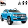 Elbil VW Amarok 4Motion Media Edition - Blå