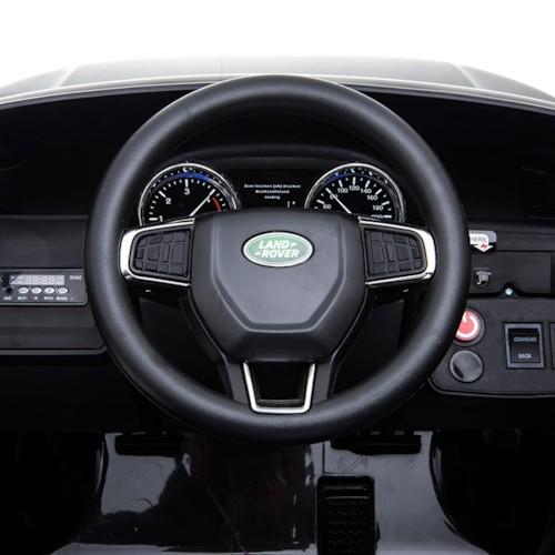 Elbil Land Rover Discovery Sport - Svart