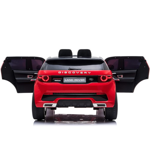 Elbil Land Rover Discovery Sport - Röd