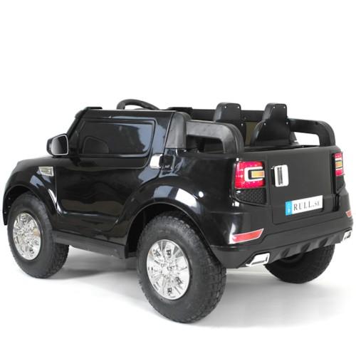 Elbil Beamer 4WD 12V - Svart