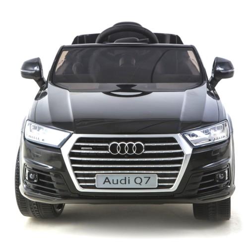 Elbil Audi Q7 12V - Svart