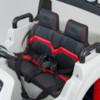 Elbil Ford Ranger Monster Truck 4WD 12V Media Edition - Svart