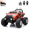 Elbil Ford Ranger Monster Truck 4WD 12V Media Edition - Orange