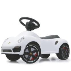 Gåbil Porsche 911 - Vit