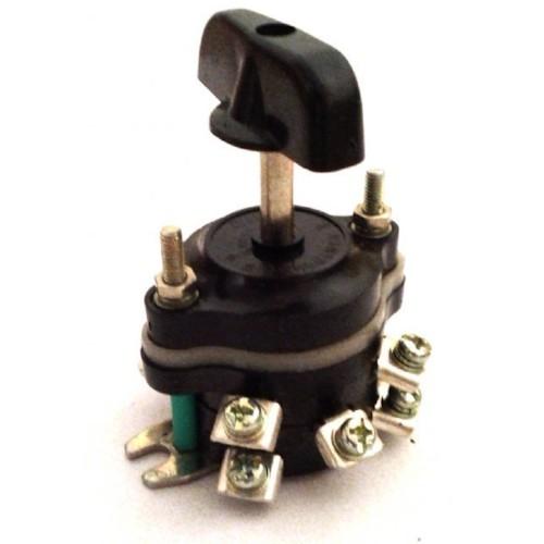 Switch för fram/back till elmotor