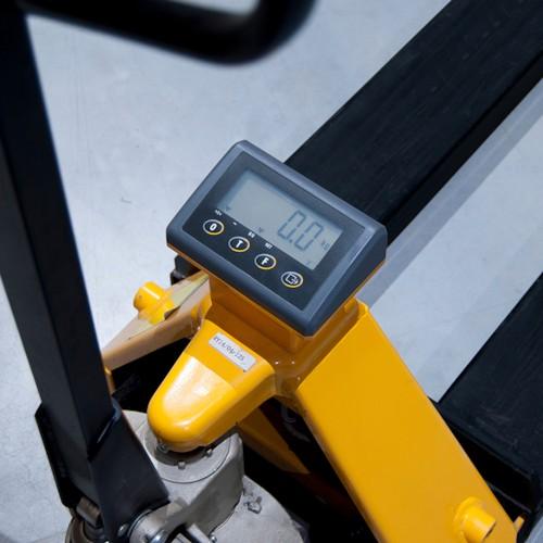 Pallyftare Digital precisionsvåg - 2000KG