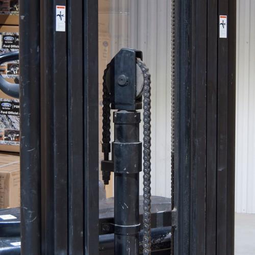 Elektrisk åkstaplare ELS-56 - Lyfthöjd 5.6M