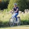 Elcykel EvoBike Sport-8 - Vit