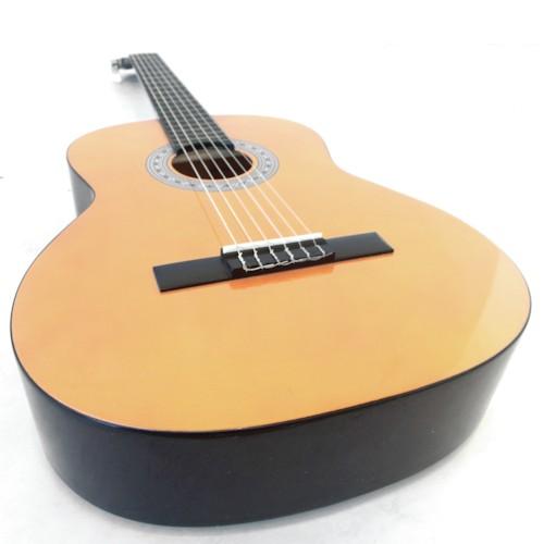 Klassisk Gitarr, 39 tum 4/4 Ljust trä