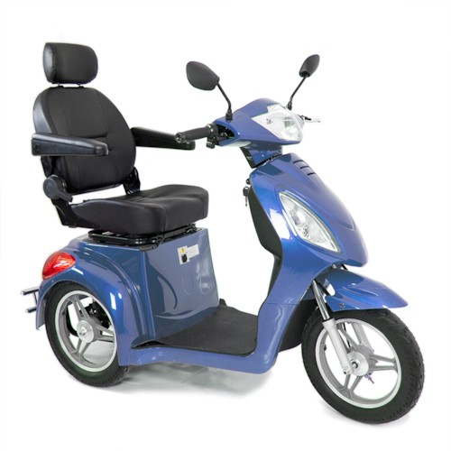 Blimo Moto - Azurblå