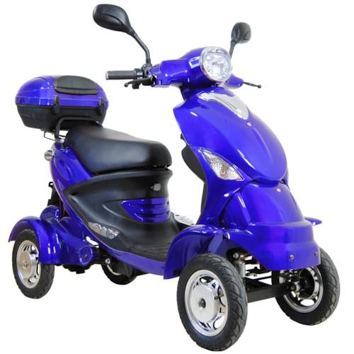 Blimo X-Moto - Blå