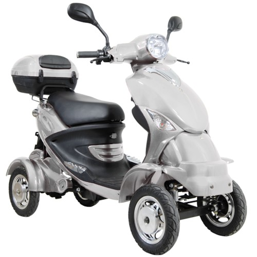 Blimo X-Moto - Silver