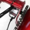 Trehjulig Elcykel Evobike Flex 20-16 tum Vit 2013-2018 - 250W
