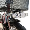 Trehjulig Elcykel EvoBike 250W Aluminium 26/24 tum 2015-2017 - Vit