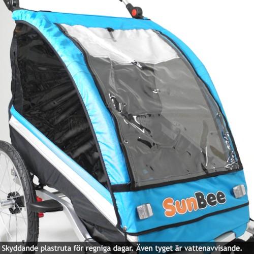 SunBee Sport - Blå-Svart