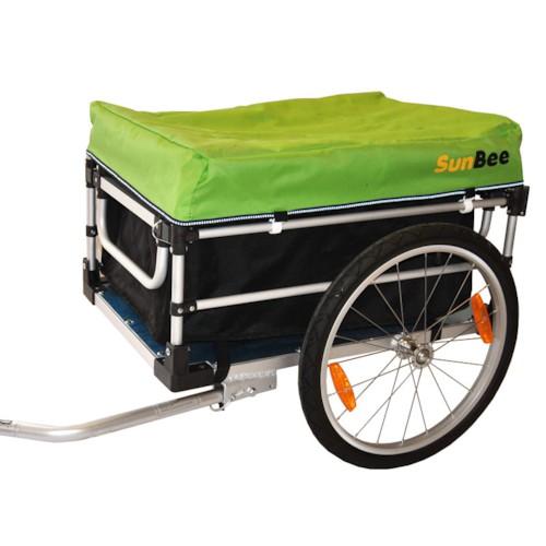 Cykelvagn Lastvagn SunBee Montana - Utgått