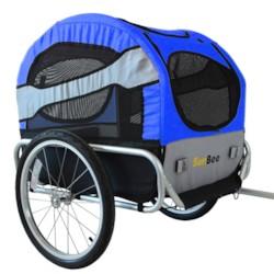 Cykelvagn SunBee Tassen - För husdjur