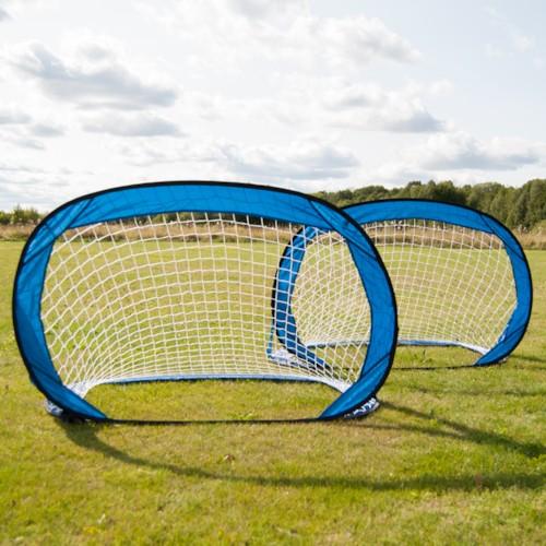 Fotbollsmål Compact 120x80