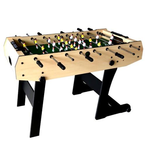 Fotbollsspel Universe - Hopfällbart, 122 cm