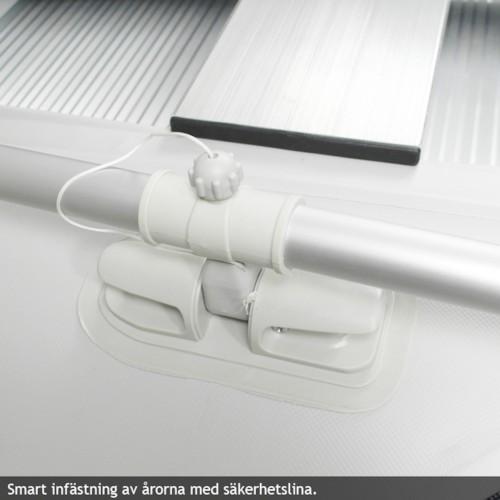 Gummibåt Seabird 360 cm - denier 1500 m2