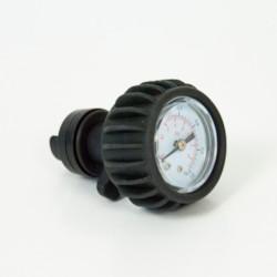 Tryckmätare till gummibåtsventiler