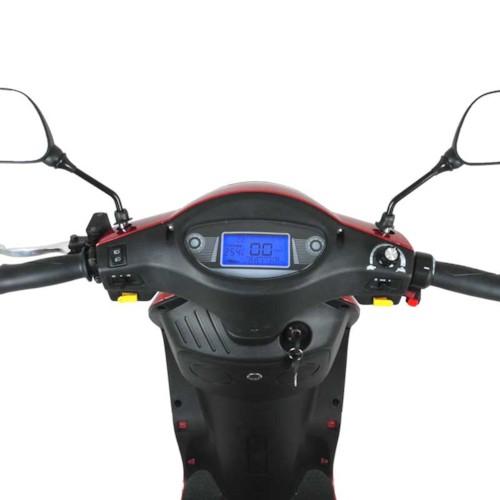 Blimo Moto SPORT-950 - Silver - 2019