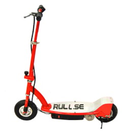 Elscooter 150 W - RÖD