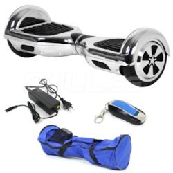 DEMOEX - Balansscooter AirBoard PRO 2x350W - Chrome