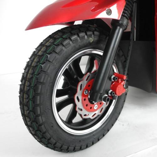 FYNDEX  - Blimo Moto SPORT-950 - Silver FRI FRAKT