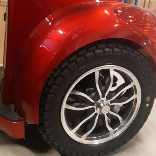FYNDEX - Blimo Moto - Röd - Fri Frakt